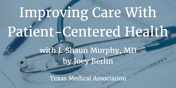 Patient Centered Health